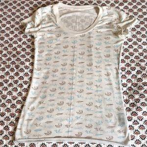 Neff cap sleeve T-shirt sz. Small